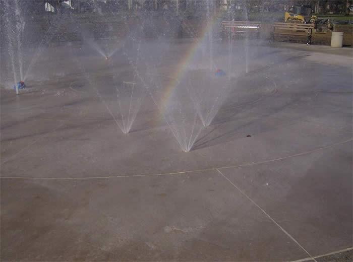 Shelby Spray Park